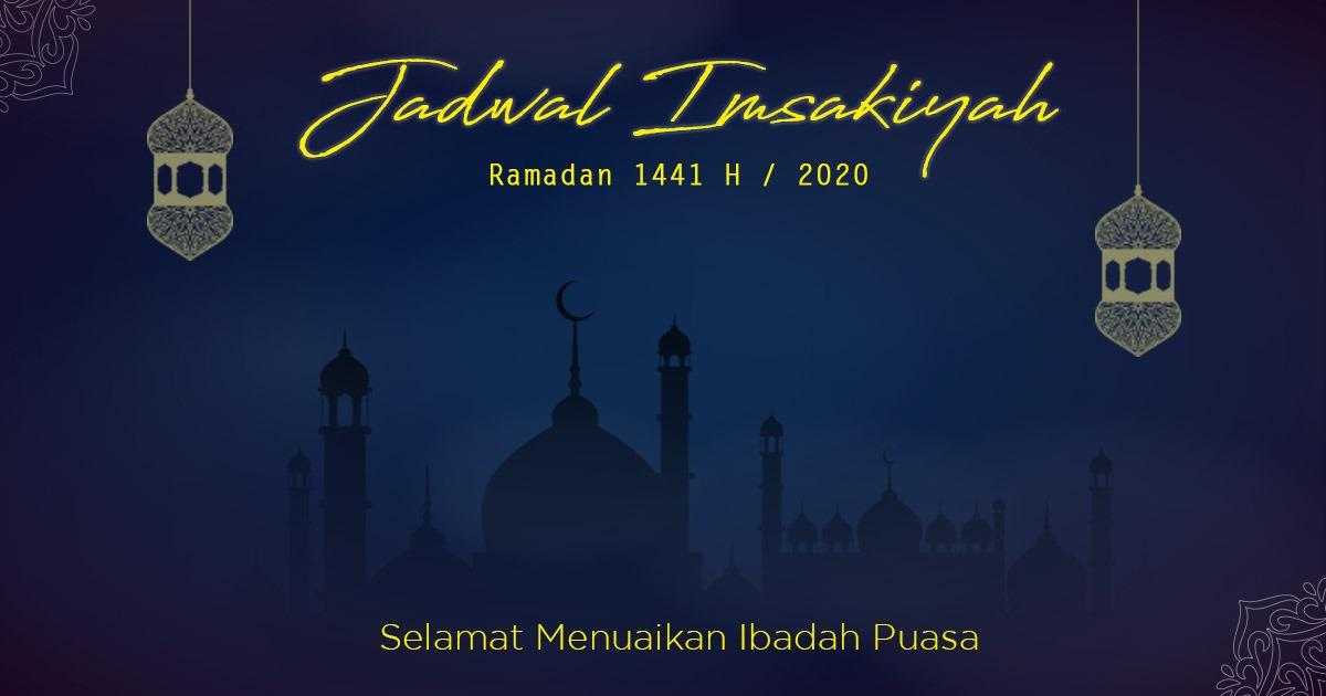 Jadwal Imsakiyah 1441 H (2020) - JPNN.COM